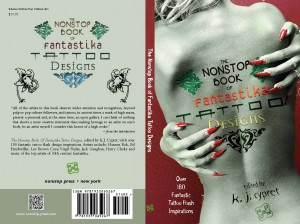 Nonstop Book of Tattoo Designs-cover1