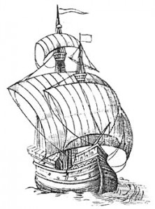 pinnace ship of the Elizabethan age