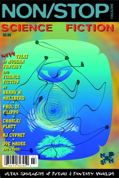 Nonstop Science Fiction Magazine #1,2,3
